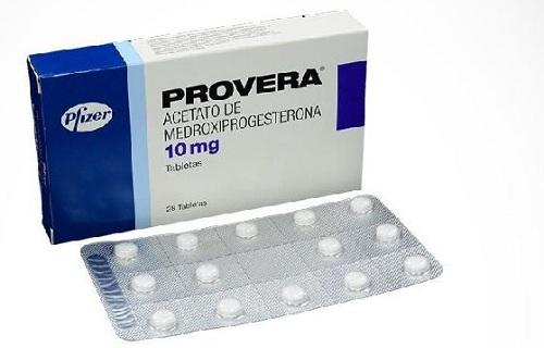 بروفيرا أقراص لعلاج إضطرابات الدورة الشهرية Provera Tablets